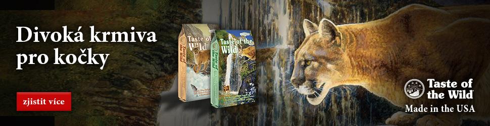 Taste of the Wild | Superprémiové krmivo pro kočky
