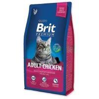 Brit Premium Adult Cat kuře 8kg