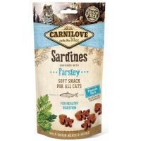 Carnilove Cat Semi-Moist Sardine enriched with Parsley 50g