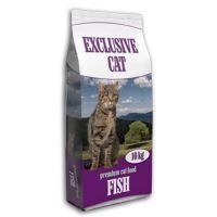 Delikan Exclusive Cat Ryba 10kg