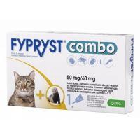 Fypryst combo spot-on 50/60mg kočka a fretka