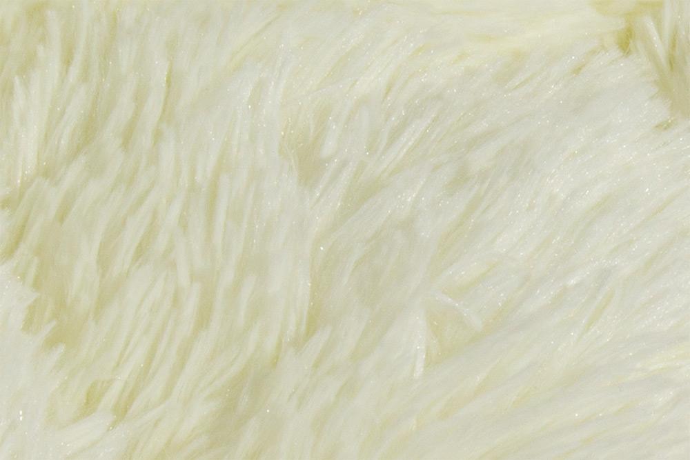 Rajen round bed Komfa, lime green