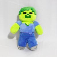 Plush Minecraft Zombie