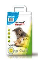 Super Benek Corn Cat litter with sea breeze aroma, 7l and 25l variants