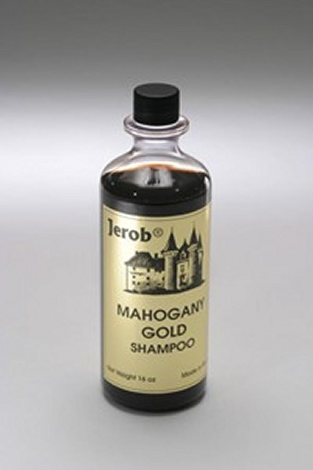 Jerob šampon Mahogany Gold 236 ml