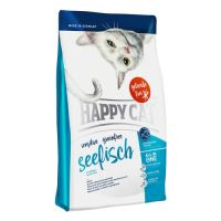 Happy Cat Sensitive Grainfree Seefisch (mořská ryba) 4kg