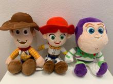 Sada plyšáků z Toy Story