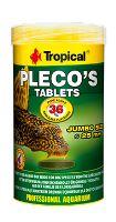 Tropical Pleco's Tablets 250ml (135g)