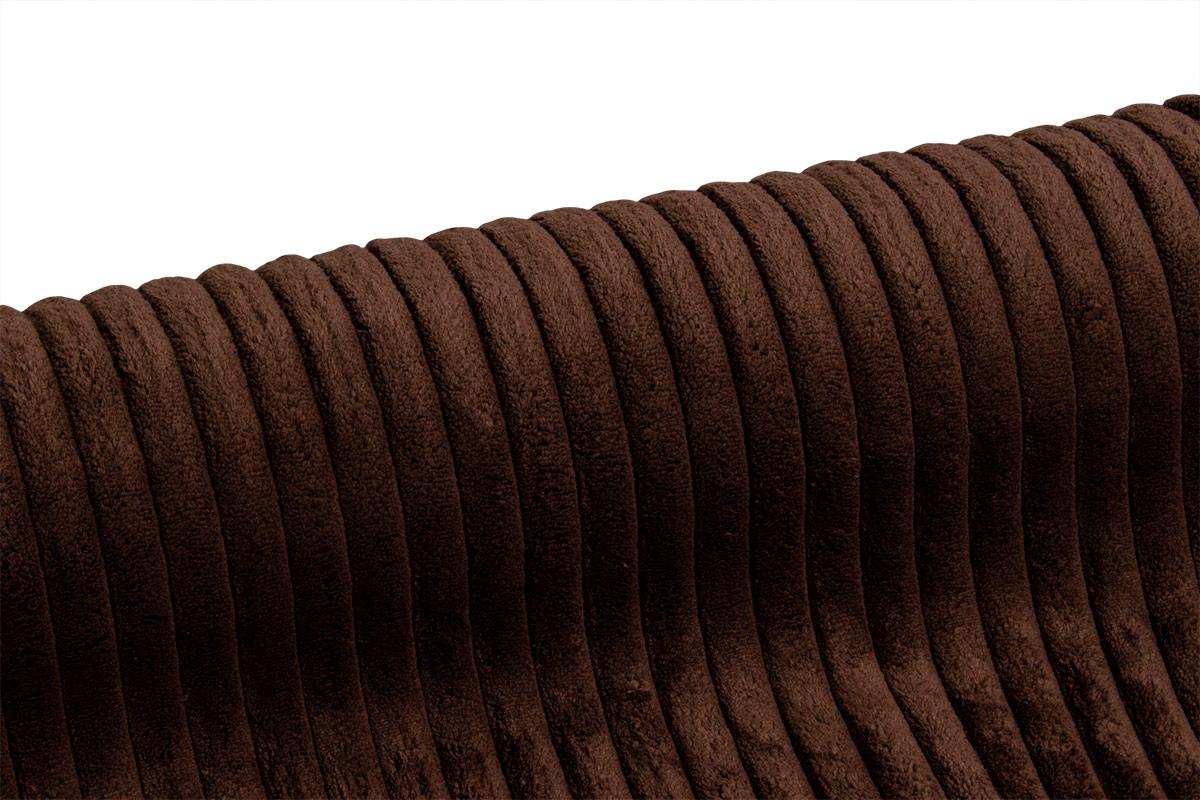 Manšestr odstín F01 hrubý pruh, metr, šíře 145cm