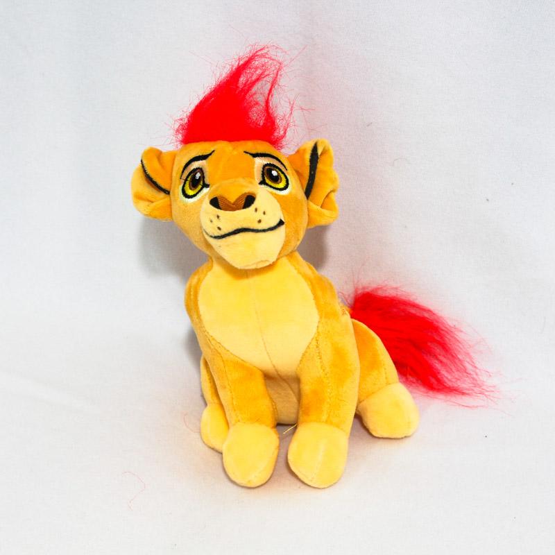 Sada plyšových hraček ze Lví hlídky