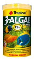 Tropical 3-Algae Flakes 100ml (20g)