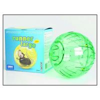 Plastic balls for rodents 18cm