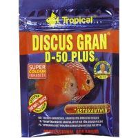 Tropical Discus Gran D-50 Plus 20g