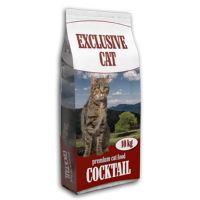 Delikan Exclusive Cat Cocktail 10kg