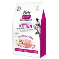 Brit Care cat Kitten Healthy Growth, Grain free 400g