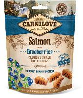 Carnilove Dog Crunchy Snack Salmon & Blueberries 200g