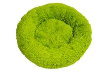Rajen Komfy kulatý pelíšek pro kočky, zelený 50cm