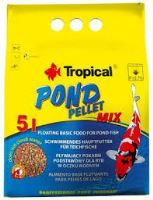 Tropical Pond Pellet Mix 5l (650g)