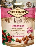 Carnilove Dog Crunchy Snack Lamb & Cranberries 200g