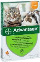Bayer Advantage pro malé kočky a králíky spot-on 1x0.4ml