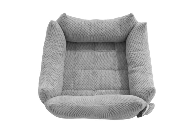 Rajen Plus Bed, 40x40 or 50x50cm, light gray