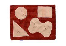 Rajen sniffing blanket theme J01, 58x45cm