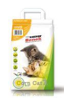 Super Benek Corn Cat stelivo s přírodní vůní, varianty 7l a 25l