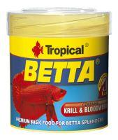 Tropical Betta 50ml (15g)