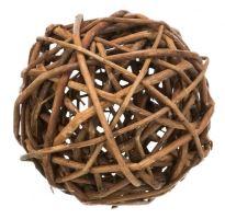 Trixie Proutěný míček pro křečky 10cm