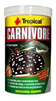 Tropical Carnivore granulát 1000ml (600g)