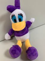 Plush character Daisy from Donald the duck, purple