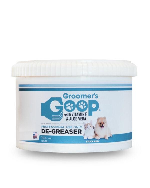 Groomer's Goop čistící pasta na mastnou srst 423g