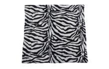 Rajen plyšová deka 60x60cm motiv zebra