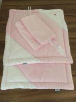 Rajen plush set in cage light pink (big)