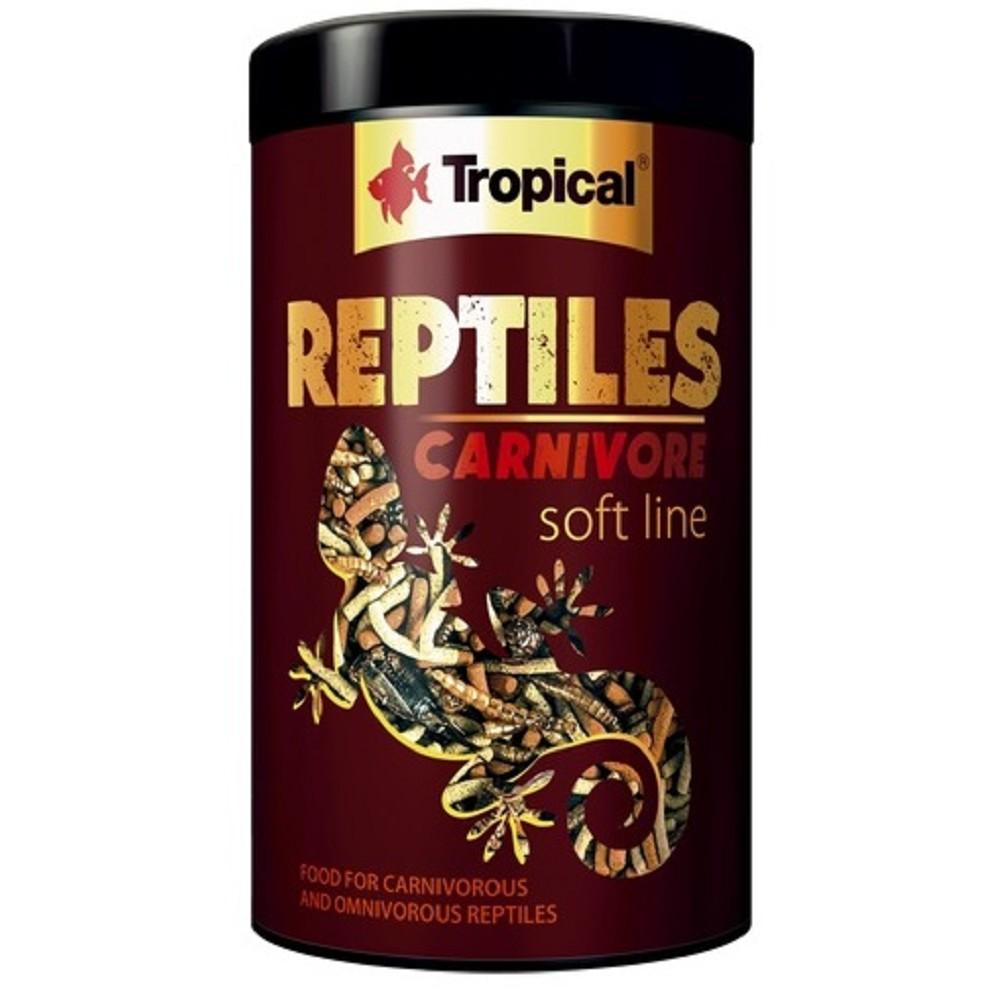 Tropical Reptiles Soft Carnivore 250ml (65g)