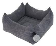 Rajen pelíšek Plus, 48x48 nebo 58x58cm, tmavě šedý