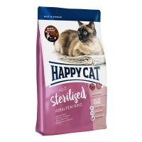Happy Cat Sterilised Voralpen Rind (alpské hovězí) 1,4kg