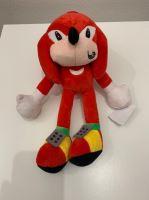 Plyšový Knuckles z Dobrodružství Ježka Sonica