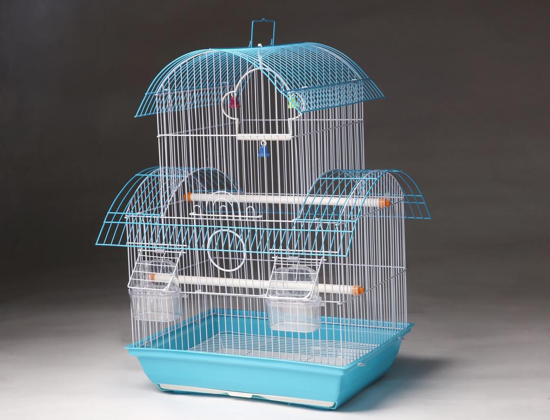 Rajen Lira klec pro papoušky 36x27x52cm, 4 barevné varianty