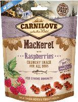 Carnilove Dog Crunchy Snack Mackerel & Raspberries 200g