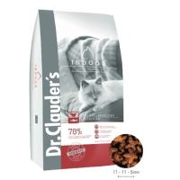 Dr. Clauder High Premium Cat Indoor 10kg