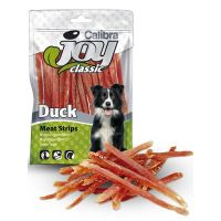Calibra Joy Dog Classic Duck Strips 80g