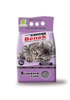 Super Benek litter with aroma of lavender, variants 5l and 10l