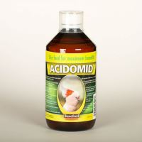 Acidomide E bacterial prevention for exotic 500ml