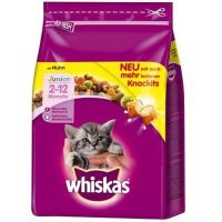 Whiskas Junior 0,3kg