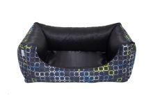 Rajen dog bed, 4 sizes, theme P-19