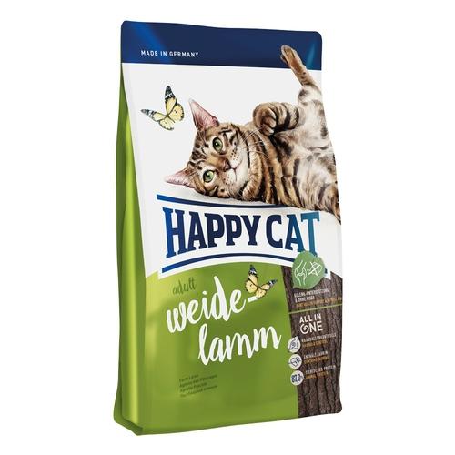 Happy Cat Supreme Adult Weide Lamm (jehněčí) 1,4kg 1+1 zdarma
