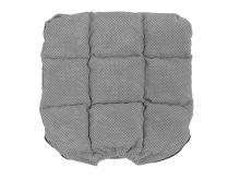 Pillow wrap for a square-shaped shelf