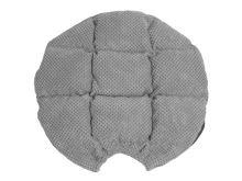 Pillow wrap for a drop-shaped shelf