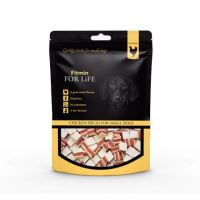 Fitmin For Life Chicken pieces delicacy for dogs and cats 70g